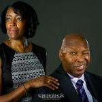 James & Patricia | Baltimore Studio Photography