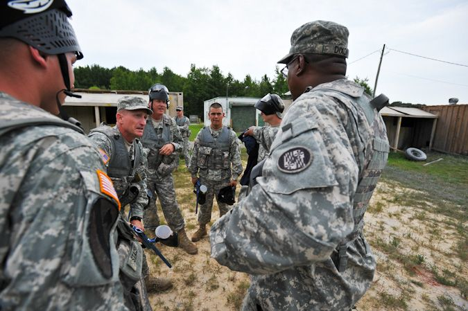 Employer Support of the Guard and Reserve's annual Bosslift